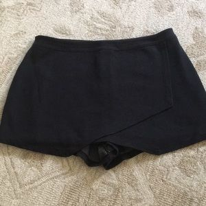 Abercrombie & Fitch Knit Mid-rise Skort